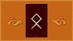 Значение и толкование руны Одал