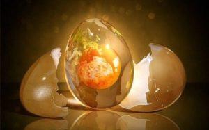 Как проводится гадание на сыром яйце и воде