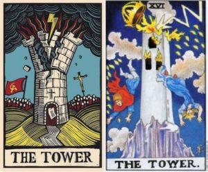 Значение и толкование аркана Таро Башня в разных сферах