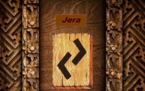 Значение, описание и толкование руны Йера